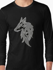 Wolfpack Silver Long Sleeve T-Shirt
