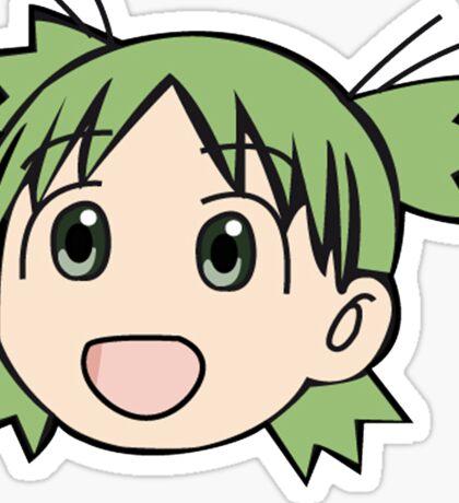 Yotsuba &! #1 Sticker