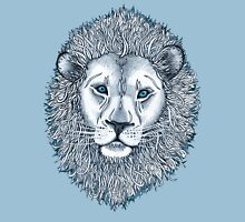 Blue Eyed Lion Unisex T-Shirt