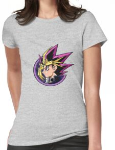 YU-GI-OH! Womens Fitted T-Shirt