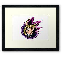YU-GI-OH! Framed Print