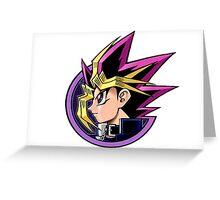 YU-GI-OH! Greeting Card