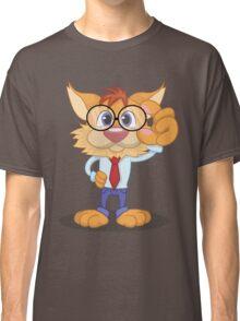 Smart Cat Classic T-Shirt