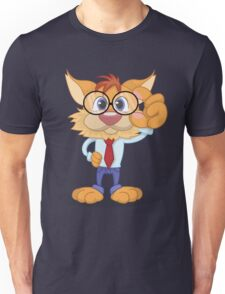 Smart Cat Unisex T-Shirt
