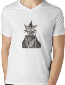 YU-GI-OH! #2 Mens V-Neck T-Shirt