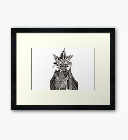 YU-GI-OH! #2 Framed Print