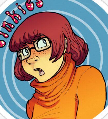 Scooby Doo - Velma Dinkley  Sticker