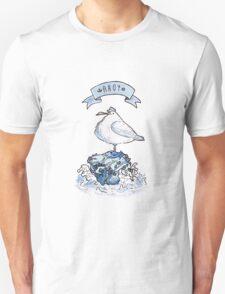 Ahoy Seagull Unisex T-Shirt