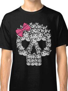 kitten sugar skull Classic T-Shirt