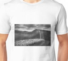 Great Wall Of Hadrian Unisex T-Shirt