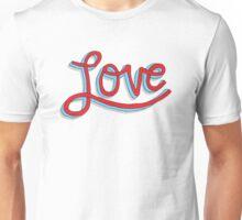 'Love' Doodle Unisex T-Shirt