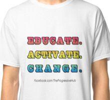 The Progressive Hub Classic T-Shirt