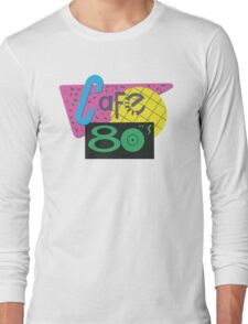 Cafe 80s – Back To The Future II, Marty McFly, Pepsi Perfect Long Sleeve T-Shirt