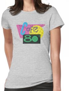 Cafe 80s – Back To The Future II, Marty McFly, Pepsi Perfect Womens Fitted T-Shirt