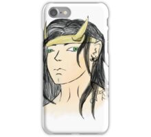 Loki iPhone Case/Skin