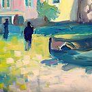 Pescatori by Claudia Dingle