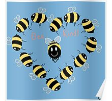 Bee kind! Poster