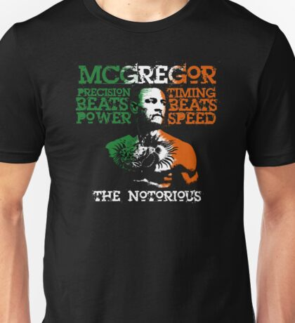McGregor The Notorious Unisex T-Shirt
