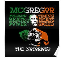 McGregor The Notorious Poster
