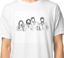 WA BLACK & WHITE Classic T-Shirt