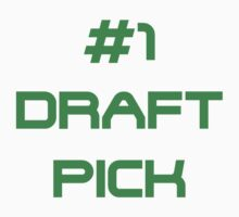 #1 Draft Pick Kids Tee