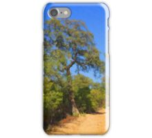 The Garrigue Trail iPhone Case/Skin