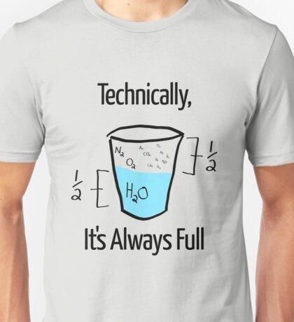 Science is Optimistic Unisex T-Shirt