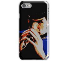 Amok Spock iPhone Case/Skin
