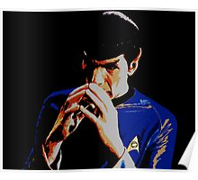 Amok Spock Poster