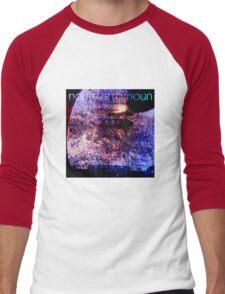 Noun Verb Noun – Zen Locust Men's Baseball ¾ T-Shirt