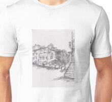 Italy Sketch 1  Unisex T-Shirt