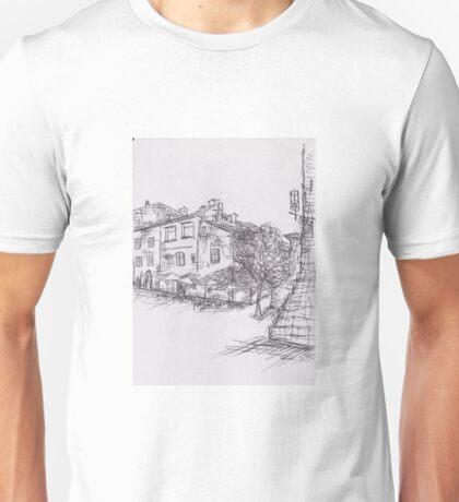 Italy Sketch 1  Unisex T-Shirt