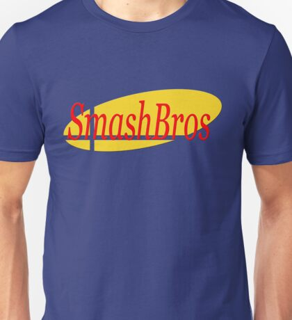 Whats the deal with Smash Bros? Ver. 2 Unisex T-Shirt