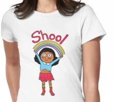 Back to Shool Womens Fitted T-Shirt