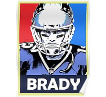 tombrady Poster
