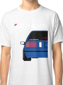 Nissan Exa Sportback - JAP Edition Blue Classic T-Shirt