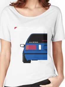 Nissan Exa Sportback - JAP Edition Blue Women's Relaxed Fit T-Shirt