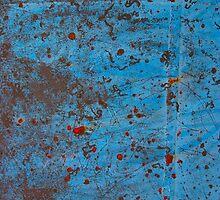 Metal Rust Texture  by aurielaki