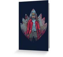 Lord of Music Greeting Card
