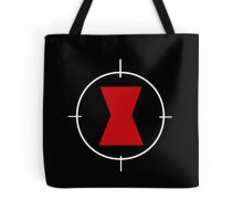 Black Widow sighted! Tote Bag