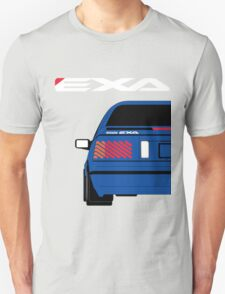 Nissan Exa Coupe - JAP Edition Blue T-Shirt