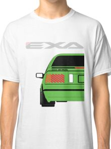 Nissan Exa Coupe - Green Classic T-Shirt