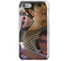 Kardashians with guns: collage  iPhone Case/Skin