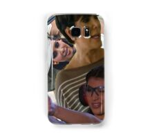 Kardashians with guns: collage  Samsung Galaxy Case/Skin