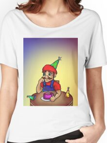 Mario Party of One Women's Relaxed Fit T-Shirt