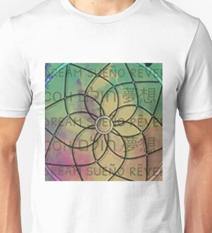 Dreaming of Languages Unisex T-Shirt