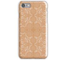 Hand drawn arabic seamless pattern iPhone Case/Skin