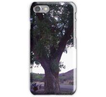 West Texas Tree iPhone Case/Skin