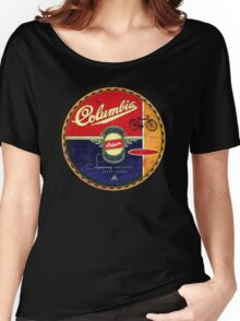 Columbia Vintage Bicycles Women's Relaxed Fit T-Shirt