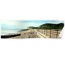 Kingsdown - The Beach & Cliffs Poster